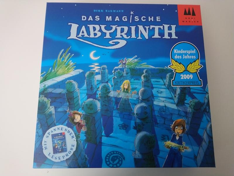 Labyrinth Spielregeln