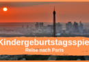 Reise nach Paris