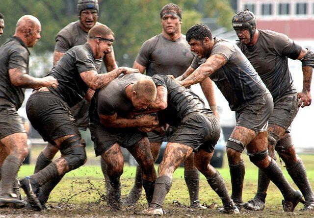 Wie spielt man Rugby?