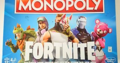 Monopoly Fortnite von Hasbro Gaming