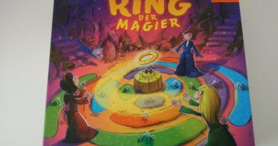 Ring der Magier von Schmidt Spiele – Spielregeln
