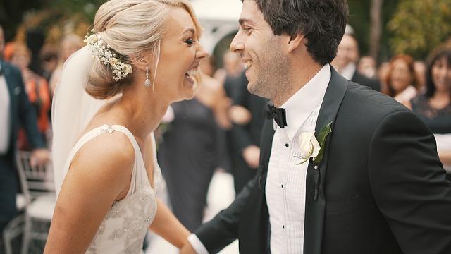 Küsse für die Braut