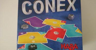 Conex von HABA – Spielregel