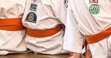 Regeln beim Karate