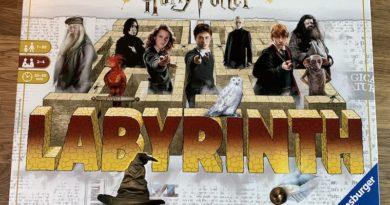 Harry Potter Labyrinth von Ravensburger
