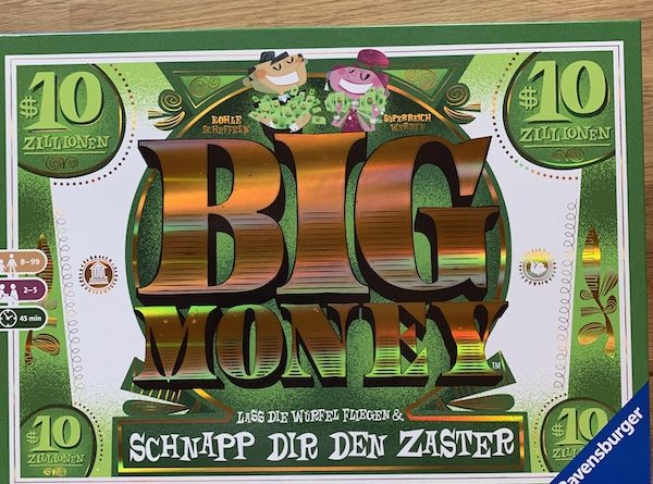Big Money Spiel
