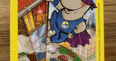rhino hero Geschicklichkeitsspiel von haba