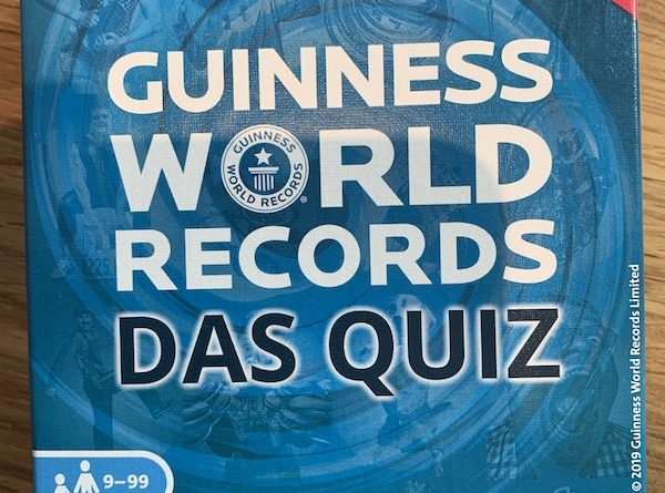 Das Quiz Guinness World Records
