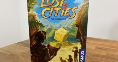 Lost Cities Kosmos