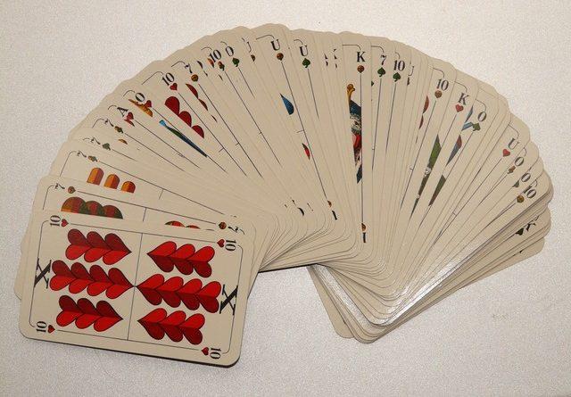 Beliebte Kartenspiele 2020