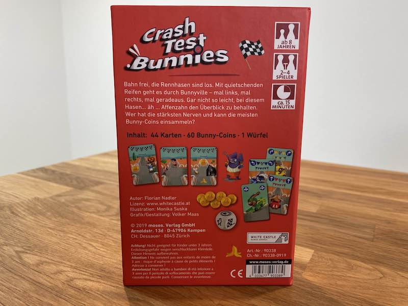 Crash test Bummies .moses Verlag