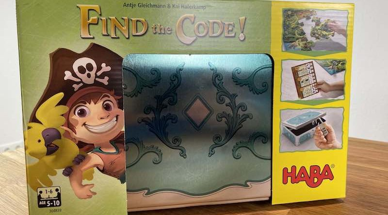 Find the code von Haba