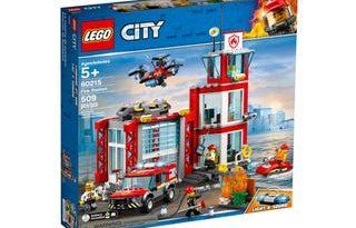 Feuerwehr-Station von LEGO City