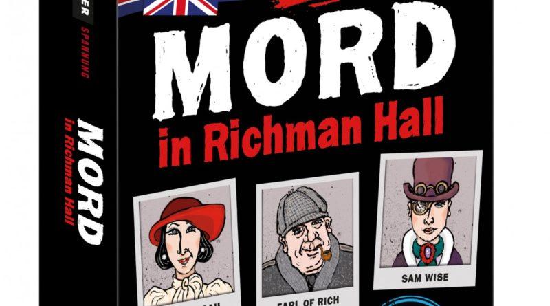 Mord in Richman Hall von Gmeiner Verlag