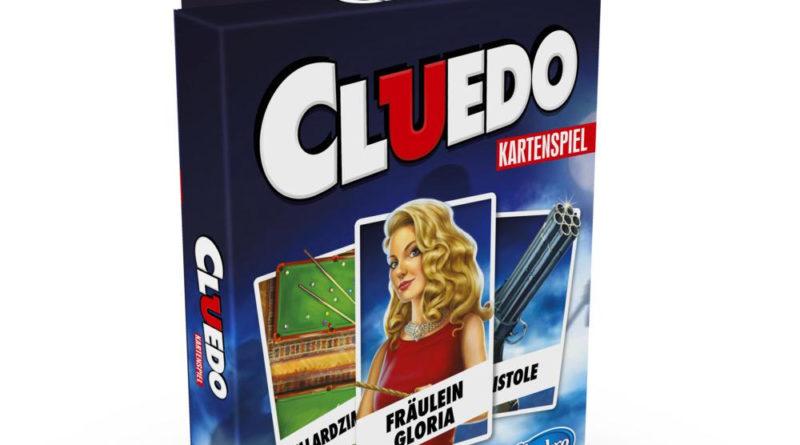 Cluedo Kartenspiel von Hasbro