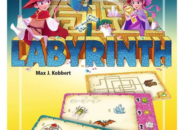 Escape the Labyrinth von Ravensburger
