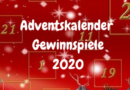 Adventskalender Gewinnspiele 2020