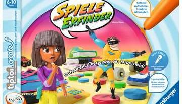 tiptoi® CREATE Spiele-Erfinder