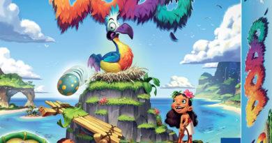 Dodo - Rettet das Wackel-Ei!