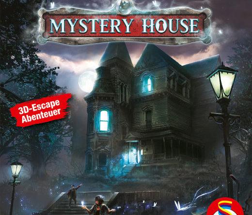 Mystery House von Schmidt Spiele