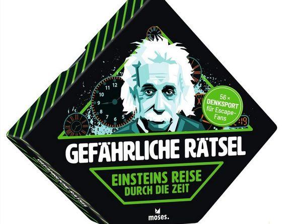 Gefährliche Rätsel – Einsteins Reise durch die Zeit