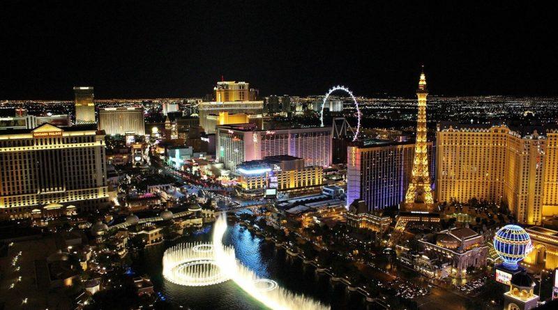 Las Vegas -Larry Flynt
