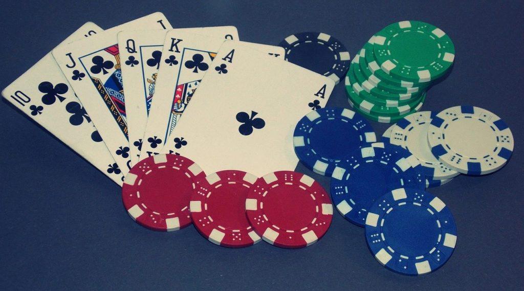 Das einfachste Kartenspiel - Poker