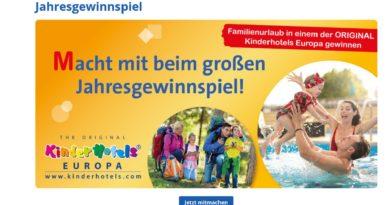 Ravensburger Gewinnspiel Kinderwelt Jahresgewinnspiel 2021