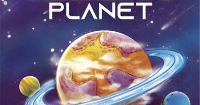 Silent Planet von Amigo