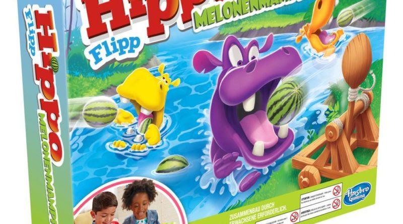 Hippo Flipp Melonenmampfen von Hasbro