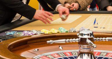 Slang-Wörter aus dem Casino