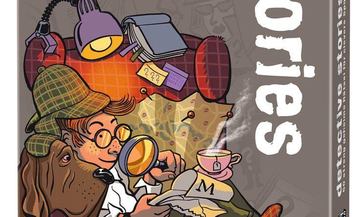 detective stories von moses.