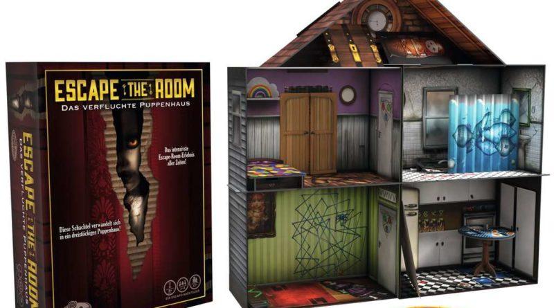 Escape the Room - Das verfluchte Puppenhaus