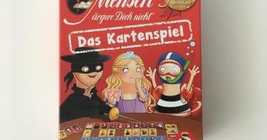 """""""Mensch ärgere Dich nicht"""" das Kartenspiel von Schmidt Spiele"""